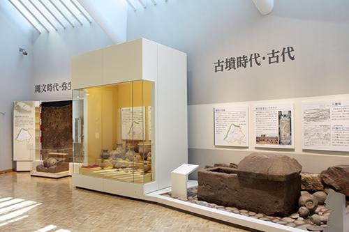展示室1 いちのみや歴史絵巻