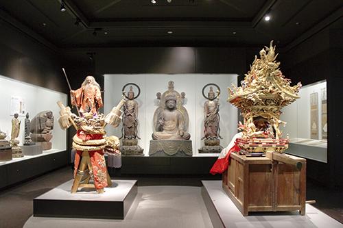 展示室2-3 祈りと文化